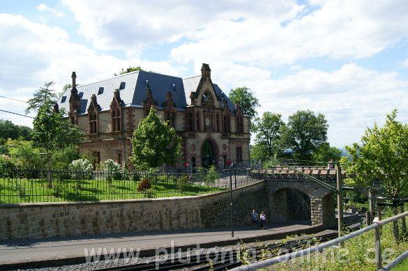 Impressionen vom Drachenfels in Königswinter bei Bonn