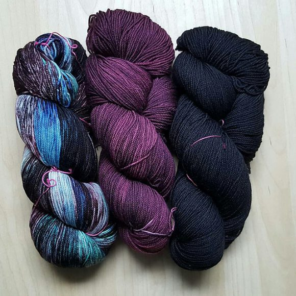 Freutel Nummer 2 - madelinetosh Twist Light