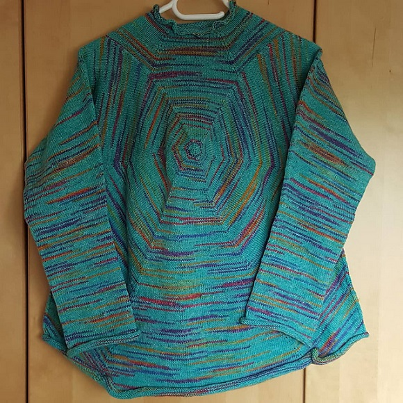 Hexagonpullover