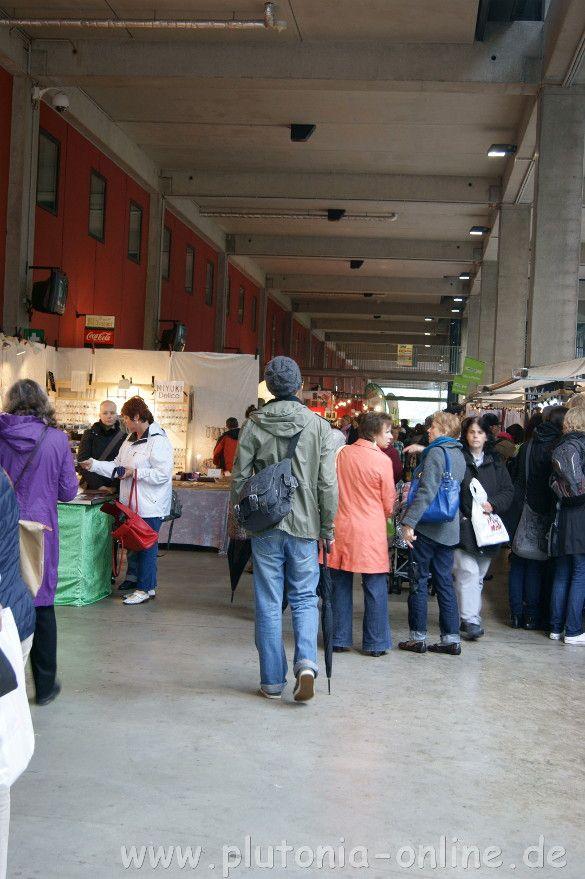 Impressionen vom Kölner Kreativsommer 2012